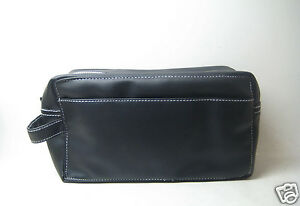 Image Is Loading Kenneth Cole Black Toiletry Bag For Men 5