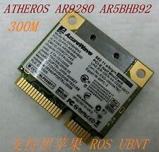 ATHEROS AR9280 AR5BHB92 300M half PCI-E Wlan Card ROS UBNT