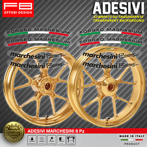 Adesivi-Stickers-Kit-MARCHESINI-FORGED-MAGNESIUM-RACING-SUZUKI-YAMAHA-HONDA-KTM