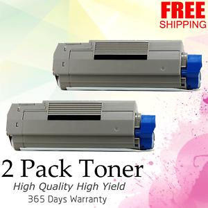 2-Pack-Black-Toner-for-Okidata-Oki-C5500-C5800-C5900-C5500N-43324404-HIGH-YIELD