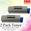 2-Pack-Black-Toner-for-Okidata-Oki-C5500-C5800-C5900-C5500N-43324404-HIGH-YIELD thumbnail 1