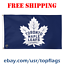 Deluxe-Toronto-Maple-Leafs-Logo-Flag-Banner-3x5-ft-2019-NHL-Hockey-Fan-Gift-NEW thumbnail 1