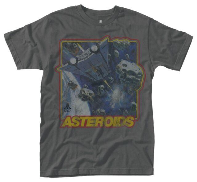 Atari - Asteroids (NEW MENS T-SHIRT )