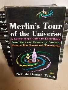 Merlin-039-s-Tour-of-the-Universe-by-Neil-Degrasse-Tyson-1997-Paperback