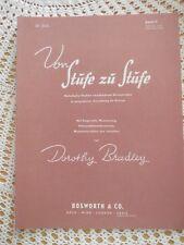 Von Stufe zu Stufe Band 2 BE 3541 Dorothy Bradley Bosworth Verlag Lernheft Piano
