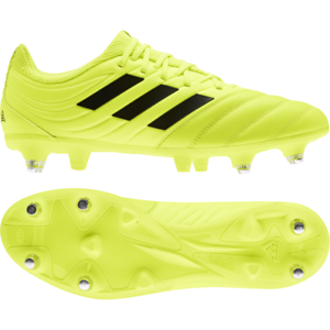 Adidas Homme Football Chaussures Copa 19.3 Terrain Souple Soccer Crampons Bottes F35449