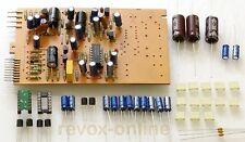 Reparatursatz, repairkit, für Studer Revox B77 MKII Input-Platine 1.177.220-222