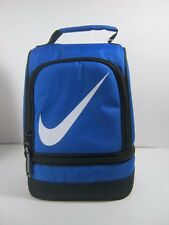 Buy Nike 9a2546 Contrast Insulated Tote Lunch Bag Blue Online Ebay