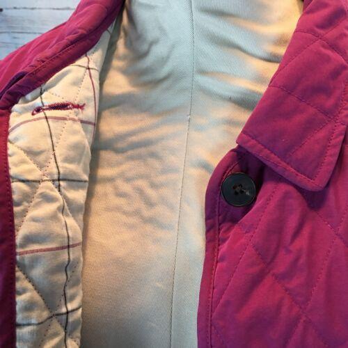 Womens Medium Bean Vinduesliner Quiltet Ll Jacket Lilla Frakke ESq5xdfd