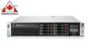 24-Logical-Core-HP-DL380p-G8-Server-2x-6-Core-E5-2640-2-50Ghz-128GB-2x-300GB