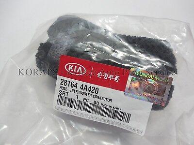 281644A420 Genuine Hyundai KIA HOSE-I//COOLER CONNEC