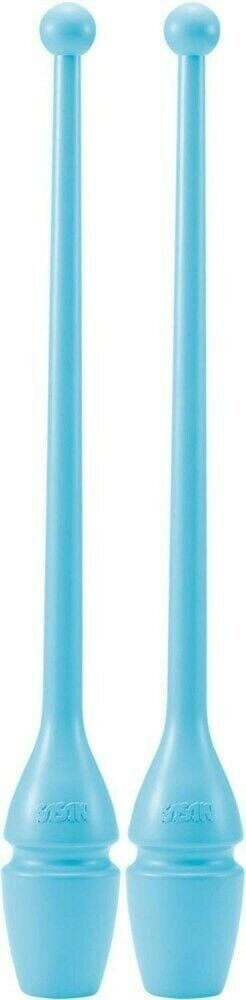 Sasaki RG Rhythmic Gymnastics junior bambini Rubber Club Stick MJ38H blu