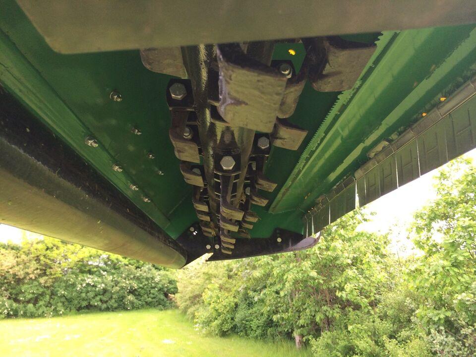Slagleklipper, GEO 175 Hydraulisk