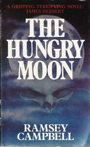 Image result for ramsey campbell hungry moon cover