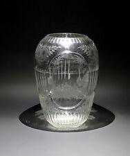 Hand honed Crystal Vase Vase Animal- and Architecture decor 99835327