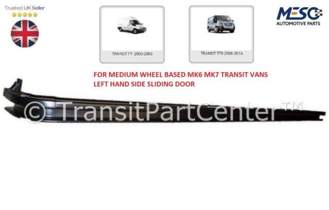 corredera Carga Puerta Lateral PISTA RAIL Ford Transit Mk6 Mk7 2000-2014 mwb