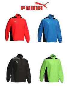 Neu-Puma-Golf-Leicht-Langaermlig-Windjacke-in-4-Tollen-Farben