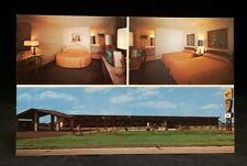 Vintage Postcard Unused Shell Fish Inn Port Lavaca Texas TX PC