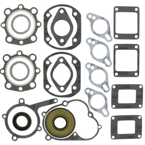 Complete Gasket Kit with Oil Seals For Yamaha EXCITER EX440 A B 1976-1978 440cc
