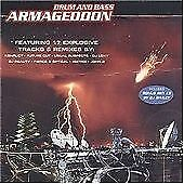 Various Artists : Drum and Bass Armageddon CD Expertly Refurbished Product