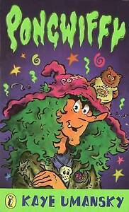 Pongwiffy-A-Witch-of-Dirty-Habits-book-1-Puffin-Books-Umansky-Kaye-Very