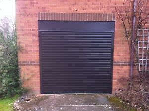 New Electric Insulated Roller Shutter Garage Door Supply