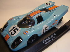NSR Porsche 917K Gulf #15 Sebring 1970 für Autorennbahn 1:32 Slotcar
