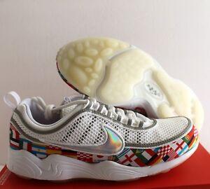 2075f82fa7c5 Nike Air Zoom Spiridon 16 NIC World Cup International Flag SZ 8.5 ...