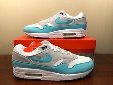 31eecb7fad item 6 Nike Air Max 1 Anniversary Aqua Men's Size 10 White Aqua 908375 105 -Nike  Air Max 1 Anniversary Aqua Men's Size 10 White Aqua 908375 105
