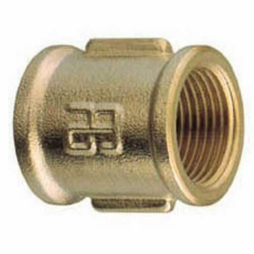 Parallel Female Equal Brass Socket BSPF Many Sizes Available