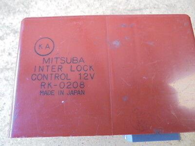 91 92 93 94 95 ACURA LEGEND MITSUBA INTER LOCK CONTROL RK-0208
