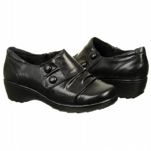 Bare Traps Alesha low ankle boot work schuhe schwarz sz 10 Med NEU
