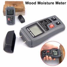 MOISTURE METER DAMP WOOD PLASTER CARAVAN WALL DETECTOR 842338