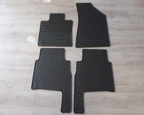 Original kia alfombrillas de goma tapices goma Sorento II 2 a partir de 2009-2016