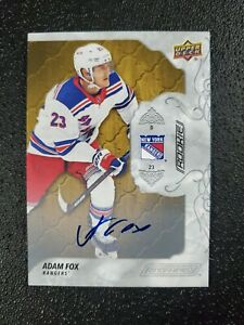 ADAM-FOX-2019-20-UD-Engrained-OAK-RC-ON-CARD-AUTO