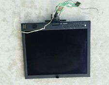 Lenovo ThinkPad X61 tablet digitized LCD complete Screen Assembly w/HINGES WIRE