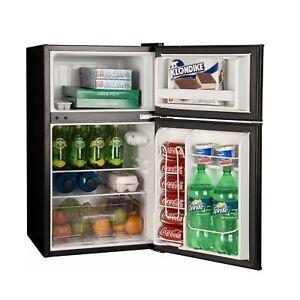 Haier 3 2 Cu Ft Compact Refrigerator Hc32tw10sb