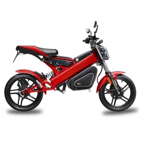 Gomiek-1500w-60v-Folding-Electric-Motorcycle-Ebike-Scooter-NEW