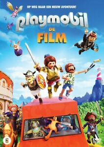 DVD-PLAYMOBIL-DE-FILM-2019-NEW-NIEUW-NOUVEAU-SEALED