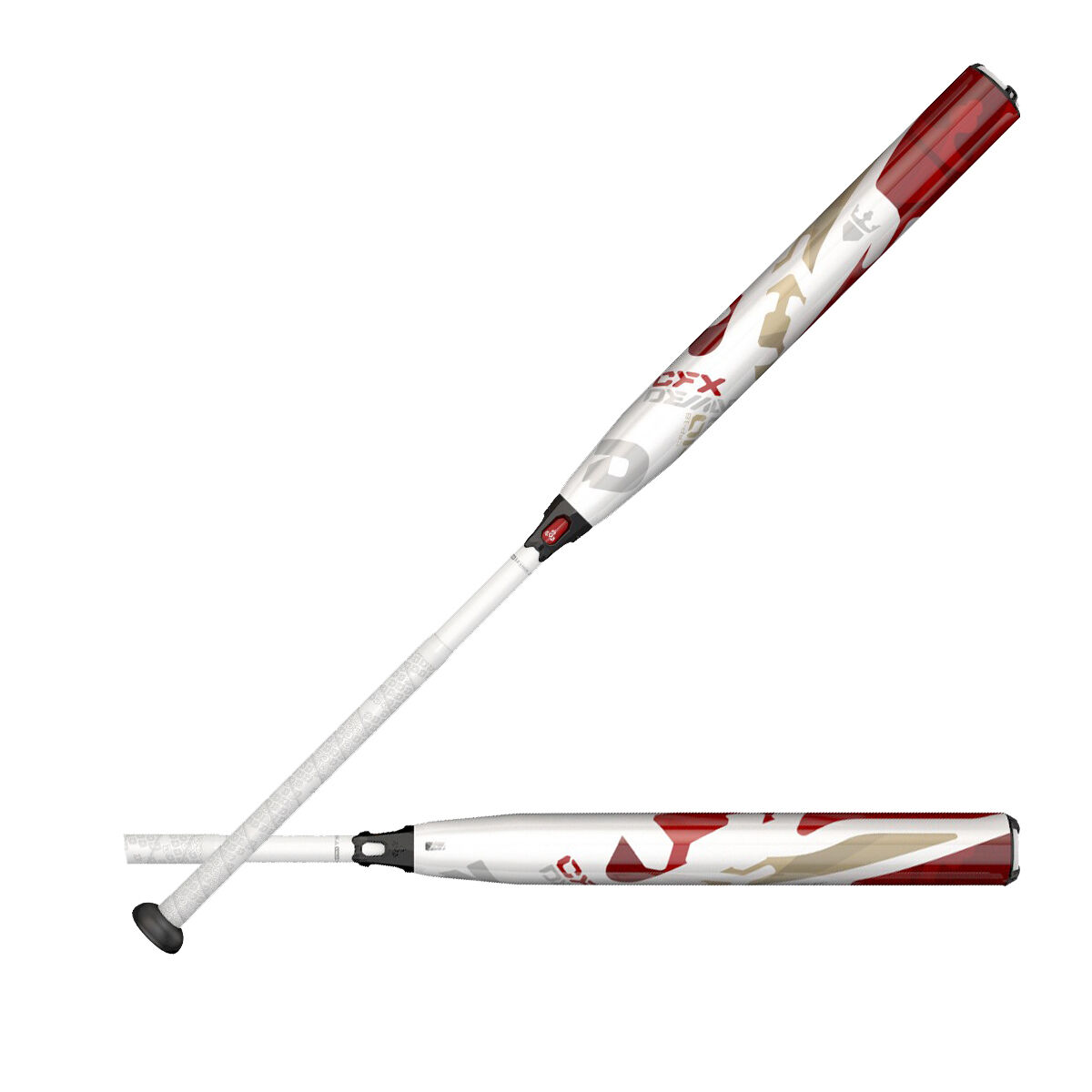 2018 DeMarini WTDXCFP CFX (-10) Fastpitch Bat - 33 23
