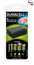 Hi-Speed Universal Multi-Battery Charger (UK) - AA, AAA, C, D & 9V - CEF22-UK
