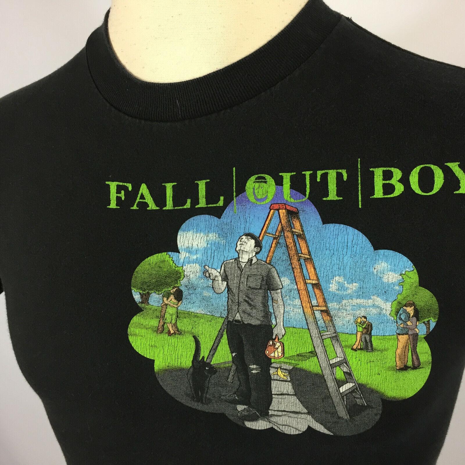 Fall Out Boy Inspired Camo Shirt