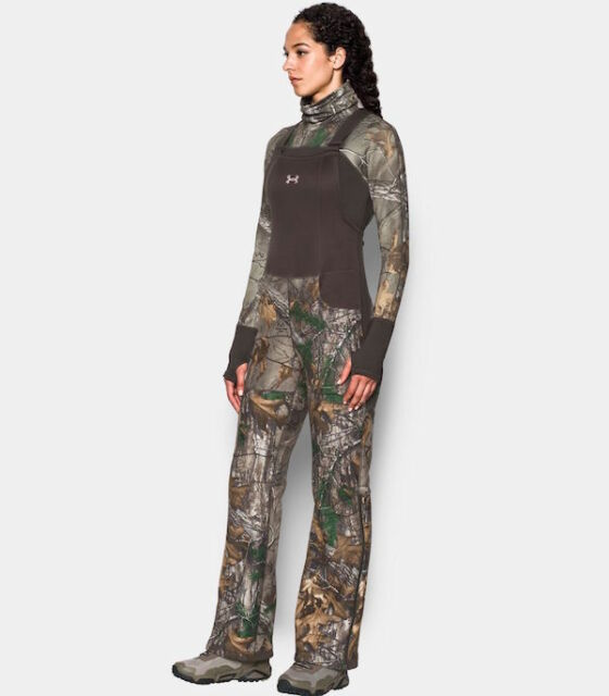 adef38780a3b3 Under Armour Women UA Stealth Bib 1282692-947 Realtree Camo 2xl for ...