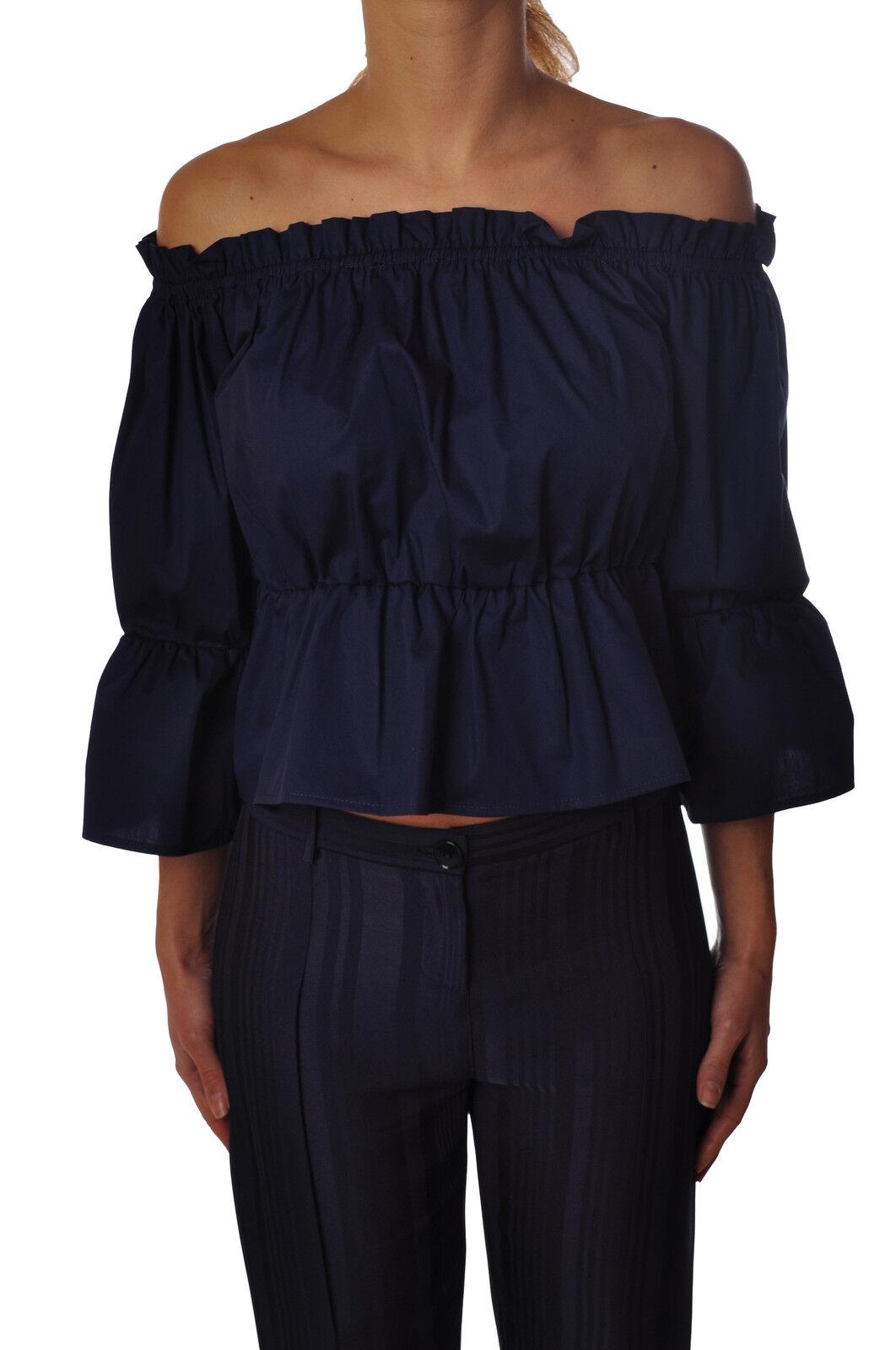 Dondup  -  Shirt - Weiblich - Blau - 3290119A184448