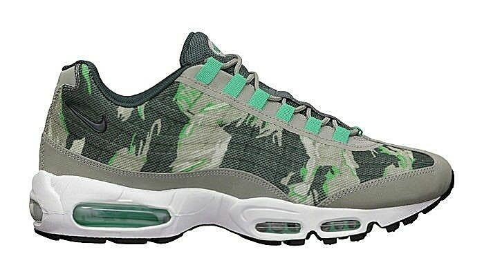 Nike Air Max 95 PRM Tape Men's Running Athletic Shoes Comfortable Comfortable and good-looking