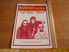 Beatlefan 1996 The Beatles magazine V17 #3 The Rutles Anthology 2 Alan Parsons