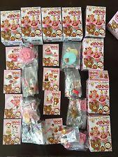 RE-MENT rare Full Rilakkuma Strawberry Party Treat, 1:6 Barbie kitchen food mini