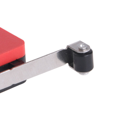 New Micro Roller Long Handle Lever Arm Normally Open Close Limit Switch KW7-2