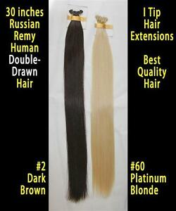 30 extra long russian human i tip hair extensions best 10a image is loading 30 034 extra long russian human i tip pmusecretfo Image collections