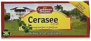 Caribbean Dreams Cerasee Tea 24 bags